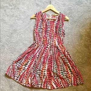 PRICE ⬇️ Patterned summer dress